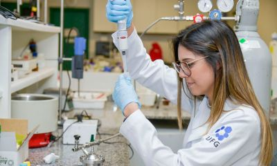UFG desenvolve medicamento que reverte overdose de cocaína 31
