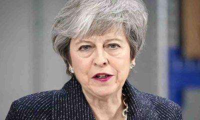 Theresa May deixa liderança do Partido Conservador do Reino Unido 28