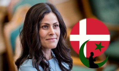 """Parlamentar conservadora da Dinamarca: """"Pessoas de países muçulmanos NÃO devem ter cidadania dinamarquesa"""" 15"""