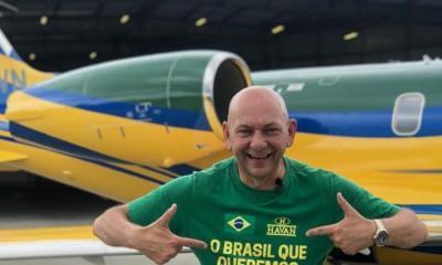 Apoiador de Bolsonaro, Luciano Hang estreia em lista de bilionários brasileiros da Forbes 21