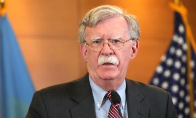 Donald Trump demite John Bolton 15