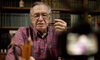 Olavo de Carvalho sugere criação de 'militância bolsonarista organizada' 45
