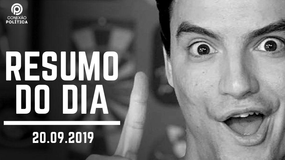 Ouça o Resumo do Dia #15: Felipe Neto receberá a Medalha de Mérito da Câmara dos Deputados