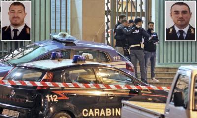 Imigrantes assassinam 2 policiais e deixam 3 feridos em sede da polícia na Itália 25