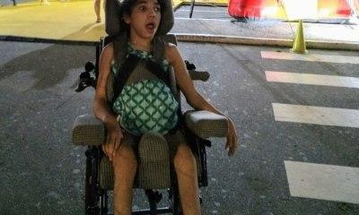 Minas Gerais: Ladrões roubam cadeira de menina com paralisia 26