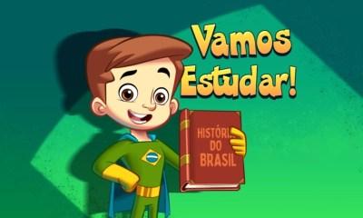 Brasuquinha - O herói que chegou para mostrar às crianças o país maravilhoso que é o Brasil! 8