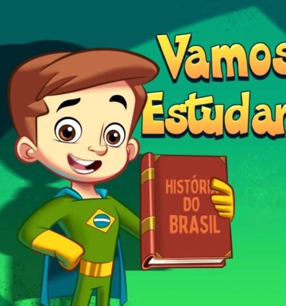 Brasuquinha - O herói que chegou para mostrar às crianças o país maravilhoso que é o Brasil! 80