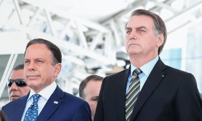 Doria vaiado e Bolsonaro aplaudido 21