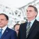 Doria vaiado e Bolsonaro aplaudido 22