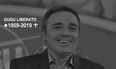 Aos 60 anos, morre o apresentador Gugu Liberato 21