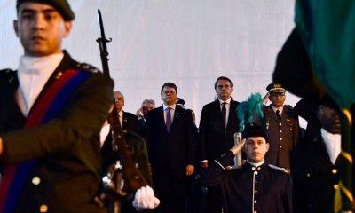 Bolsonaro é o primeiro chefe de Estado a visitar o IME desde o general Geisel, em 1974 24