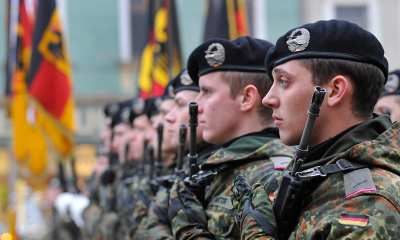 Exército alemão admite um rabino como conselheiro religioso pela primeira vez em um século 14