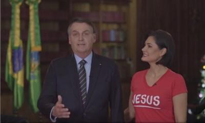 Mensagem de Natal do Presidente da República Jair Bolsonaro e da Primeira-dama Michelle Bolsonaro 20