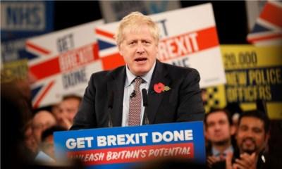 Parlamento britânico dá passo importante em direção ao Brexit 21
