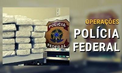 PF combate o tráfico internacional de drogas na Bahia 25