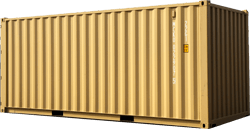 20 Foot Steel Shipping Containers