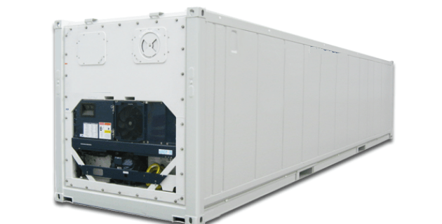 Refrigerated Steel Storage Container  sc 1 st  Conex Boxes & Refrigerated Steel Storage Containers For Sale u0026 Rent | Conex Boxes