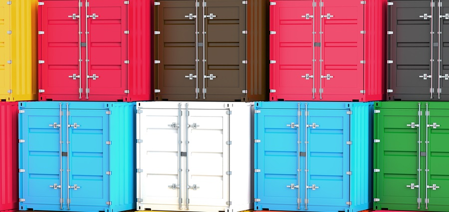 How Effective Are Steel Storage Containers? & Steel Storage Containers Shipping Containers Conex Boxes