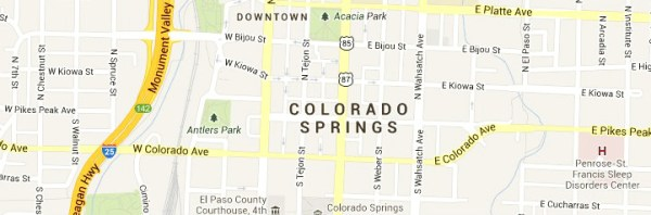 80906 Zip Code Map.Buy Or Rent Steel Storage Containers In Colorado Springs Co Conex