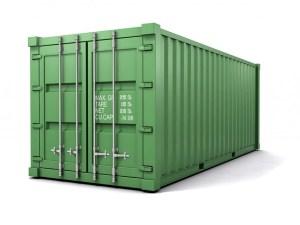 Large Conex Box