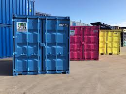 Shipping Container Features