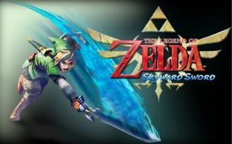 the legend of zelda skyword