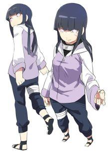 Hinata Hyuga (Naruto series)