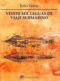 Julio Verne: Veinte mil leguas de viaje submarino