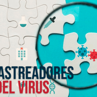 Los rastreadores del virus