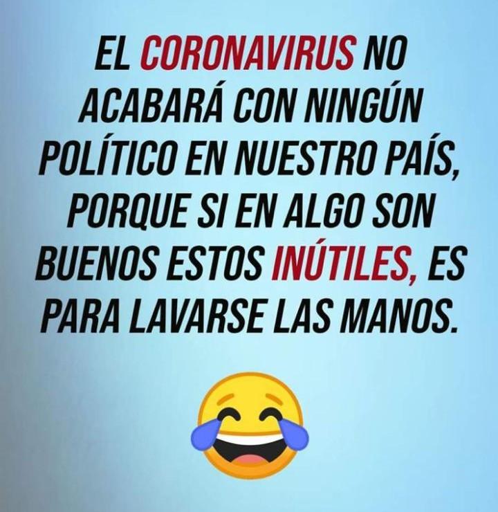 Imagenes De Memes Sobre El Corona Virus