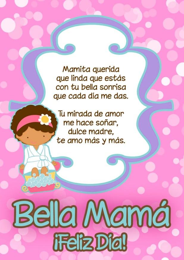 Día de la Madre - Yo mimo a mi mama
