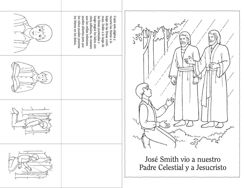 Nuestro Padre Celestial y Jesucristo se aparecieron a José
