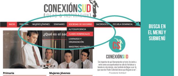 Buscar ideas sobre tu organización_Conexión SUD - Ideas e Inspiracion para tu llamamiento LDS