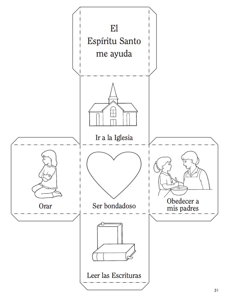 El Espíritu Santo es el tercer miembro de la Trinidad