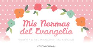 Mis Normas del Evangelio - ConexionSUD.com