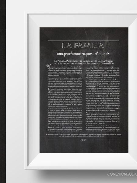 GRATIS-la familia una proclamacion para el mundo - conexionsud
