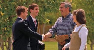 misioneros compartir el evangelio obra misional