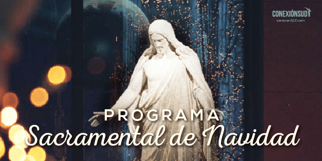 Programa Sacramental de Navidad