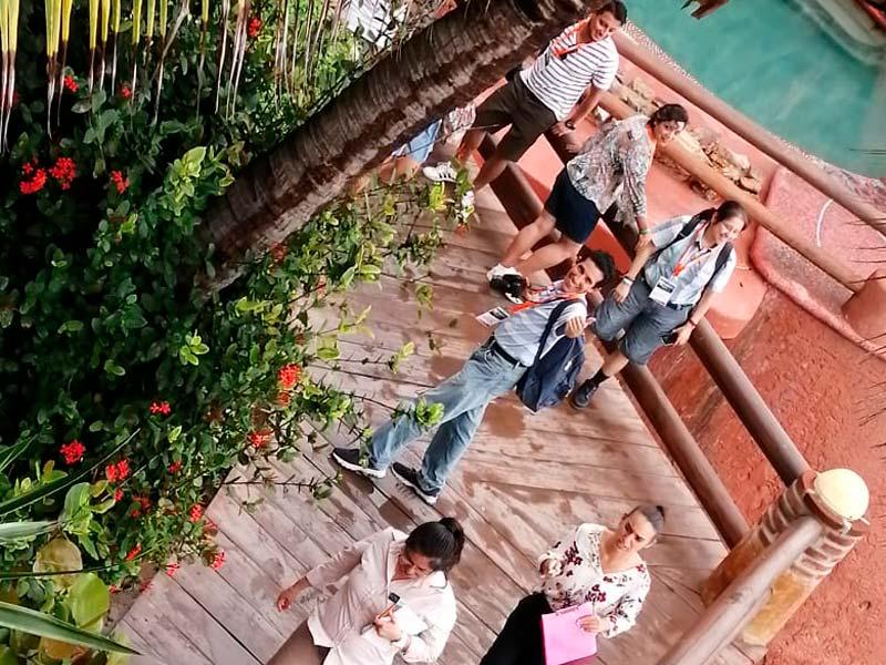 Conexstur-tour-operator-mexico-fam-trip-ixtapa-participants