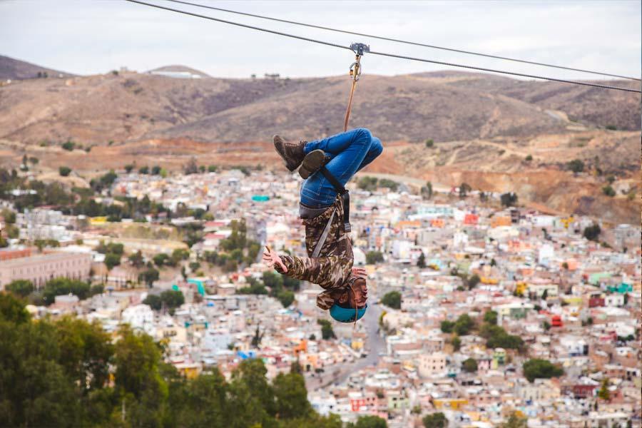 Conexstur-tour-operator-mexico-zacatecas-newsletter-tirolesa