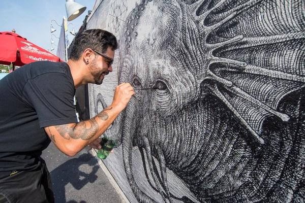 Coney Art Walls Alexis Diaz