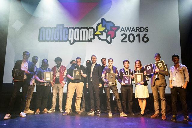 Nordic Game Awards, NG16