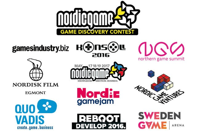 Nordic Game Discovery Contest and partners