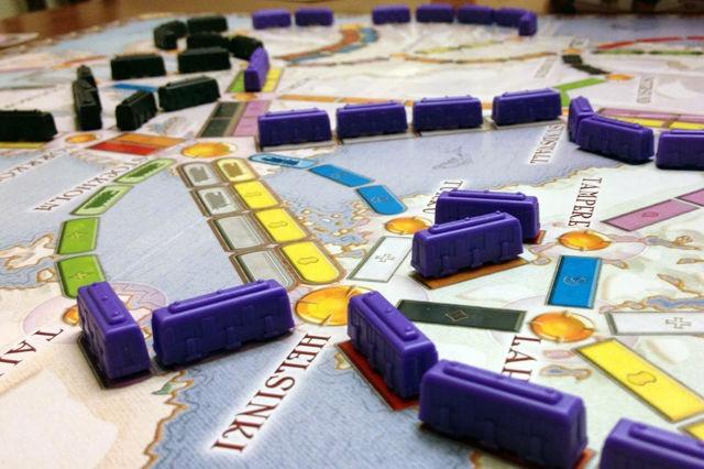 Nordic board games