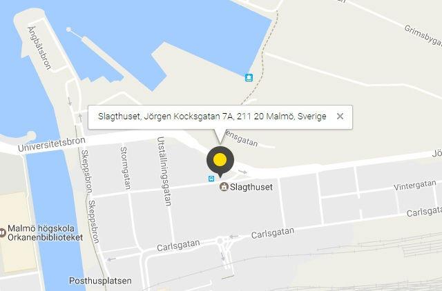 Slagthuset, Malmö