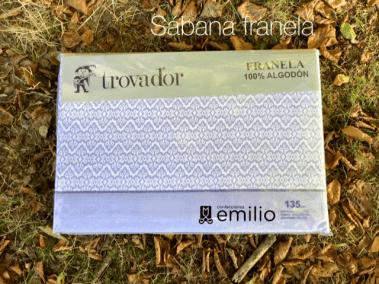 Sábana franela - HIRTA