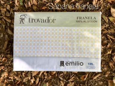 Sábana franela - CALA