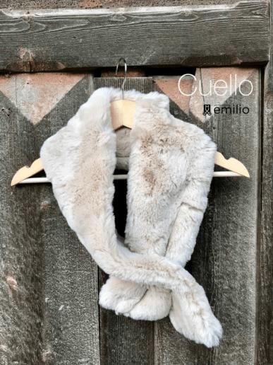 Cuello de mujer - LEVA