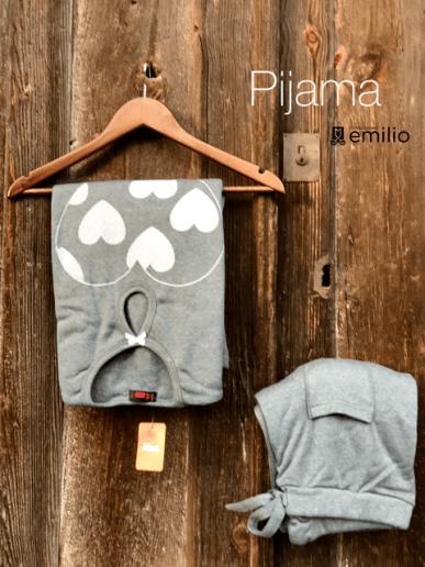 Pijama m/larga mujer - SCIA