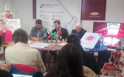 Confecomerç CV lanza una campaña de navidad autonómica con la participación de cerca de 10.000 comercios